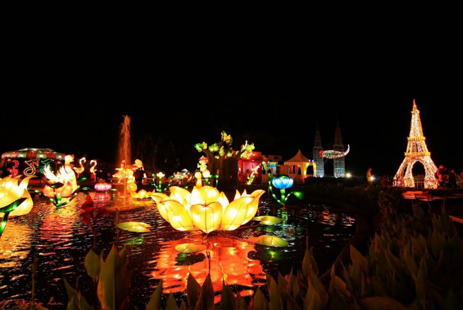 Batu Night Spectacular Batu Malang