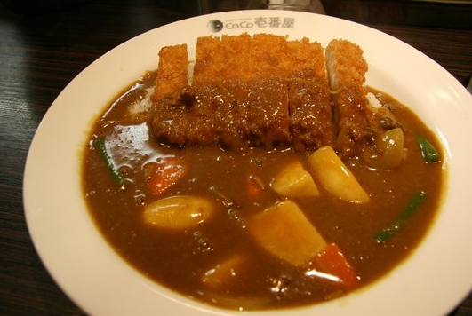Coco Ichibanya Curry Grand Indonesia