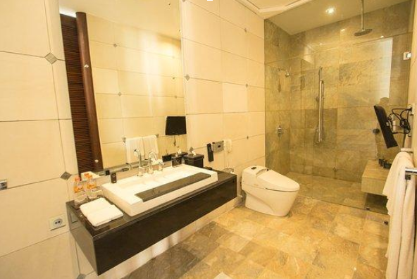 Rain Shower Smart Villas
