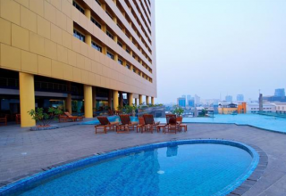 Park Hotel Jakarta, Hotel Memukau dengan Harga Terjangkau