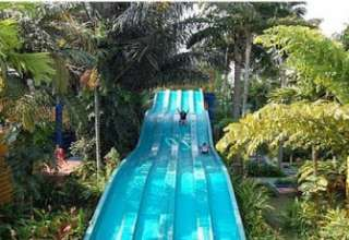 3. Tempat Wisata The Jungle Waterpark